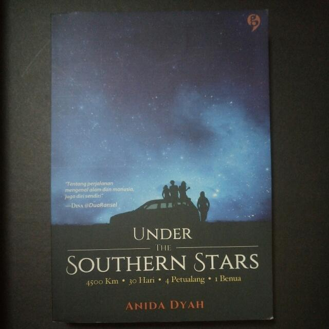 Under The Southern Stars - Anida Dyah