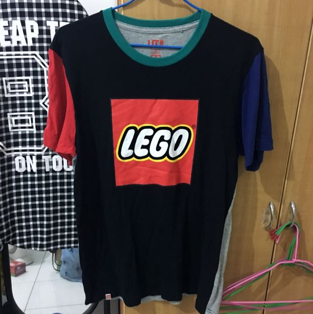 (含運)Uniqlo LEGO短袖💕