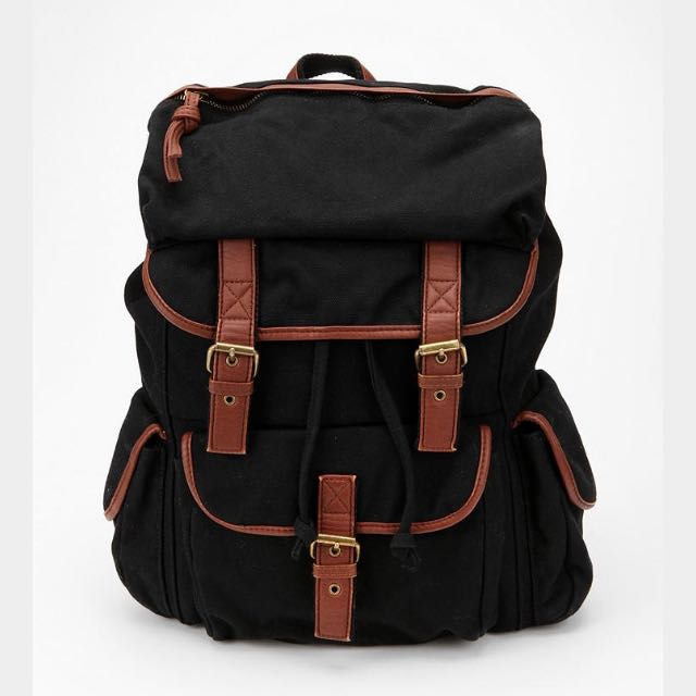 Urban Outfitters Ecote Canvas Rucksack