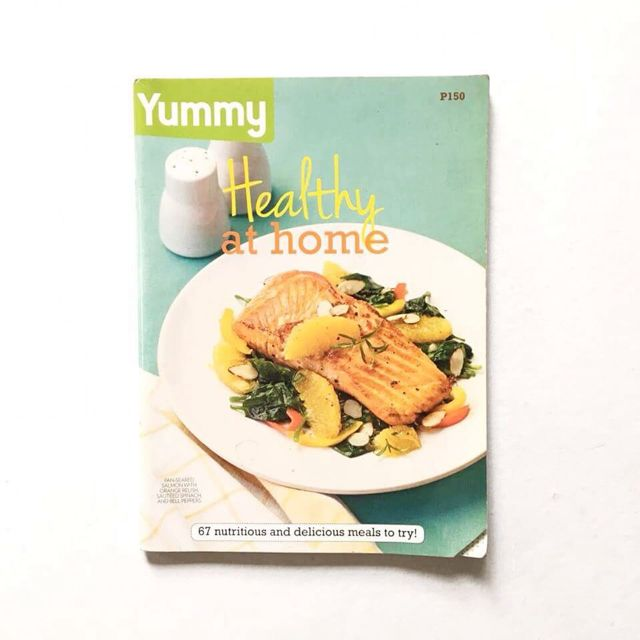 Yummy: Healthy At Home