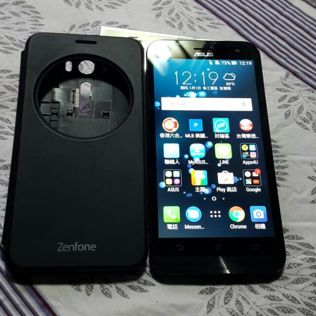 華碩zE500kL,双卡5吋,4G,16GB
