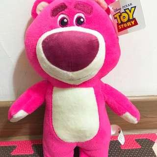 粉紅熊抱哥
