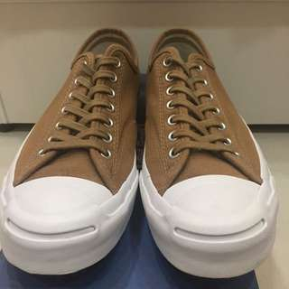 CONVERSE Jack Purcell Signature 米色