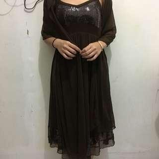 Dress Pesta UnBrand