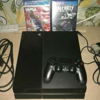 Ps4 Phat 500gb Asian Version