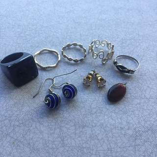 Jewelry Assortment