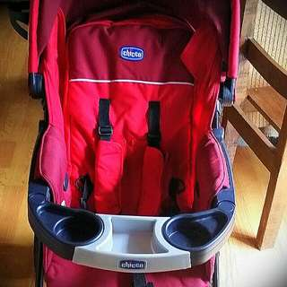 2nd hand chicco stroller