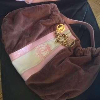 100% Authentic Juicy Couture Handbag With Dustnag