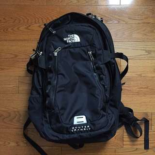 North Face Heavy Duty Backpack