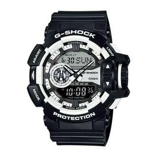 Casio G Shock GA-400-1ADR