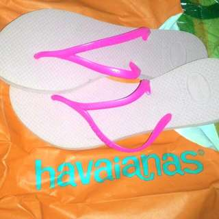 HAVAIANAS Authentic not Over-run (Selling/Trade)