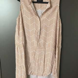 Honey Dress (Frankie And Co) Size 10