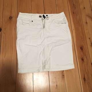 Thrills Denim Skirt