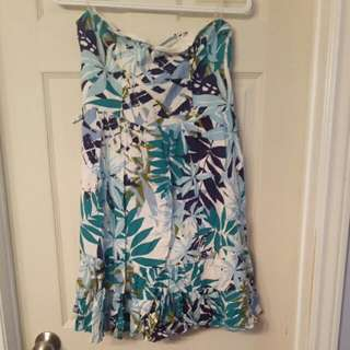 Forever 21 Halter Summer Dress