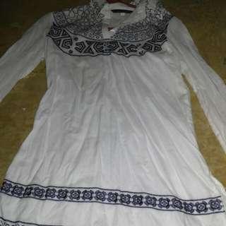 Baju Muslim/Baju Kemeja India