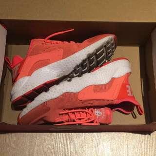 Coral Nike Huarache Air