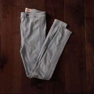 Hollister High-waisted Skinny Jeans