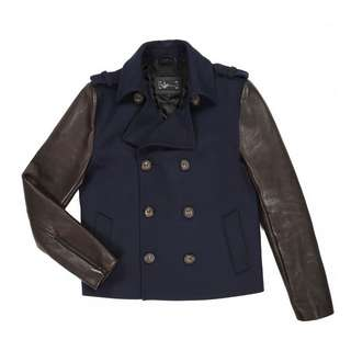 Mackage Yale Peacoat Jacket