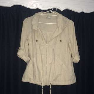 Jeanswest Size 12 Jacket