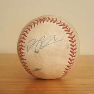Dallas Keuchel Signed Baseball