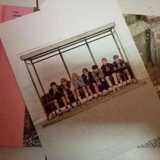 [WTS/WTT]BTS YNWA STANDEE