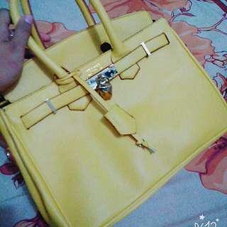 Hermes Birkin Yellow (BARTER)