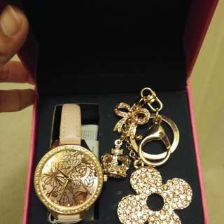 Bnib ROCAWEAR Watch Gift Set
