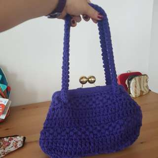 Witchery Knitted Handbag USED