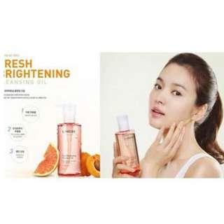 Laneige Fresh Brightening Cleansing Oil 250 ml