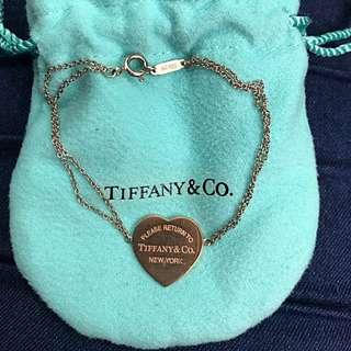 Tiffany & Co. Please Return To Bracelet