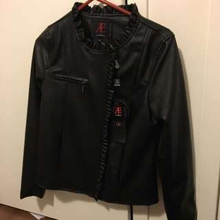 AE Di millano Leather Jacket