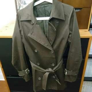 🚚 特價!!超帥氣 風衣(日本製)