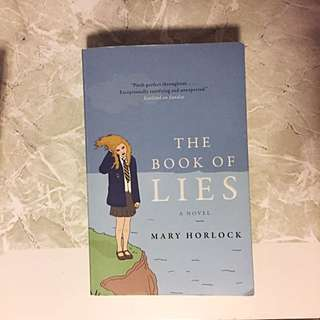 The Book Of Lies #dirty30