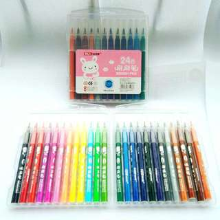 24 PCS. RUI BRUSH PENS
