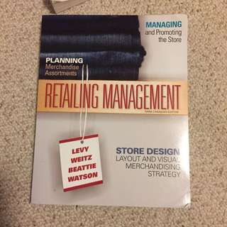 Retail Management Planning And Merchandising