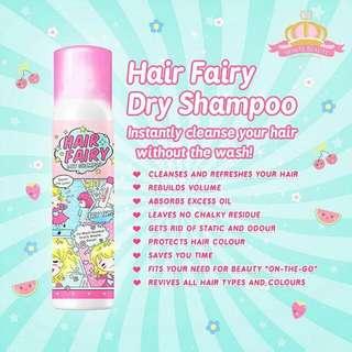 PRE-ORDER: HAIR FAIRY DRY SHAMPOO