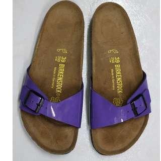 Birkenstock Sandal - Madrid, Violet