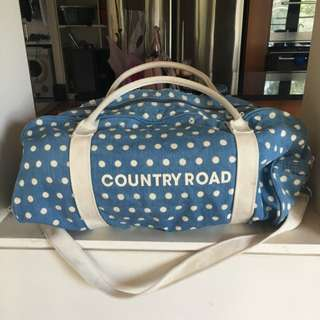 Country Road Logo Tote