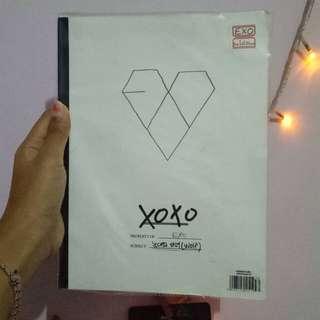 EXO - XOXO Korean Ver.