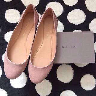 Price Reduce Charles & Keith Flat Shoes