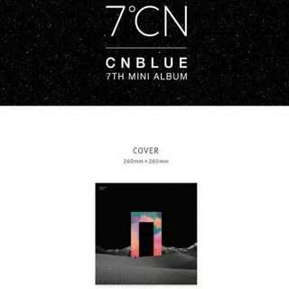 CNBLUE 7TH MINI ALBUM SPECIAL EDITION