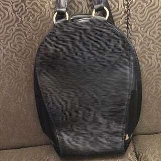 Louis Vuitton Backpack Bag Epi