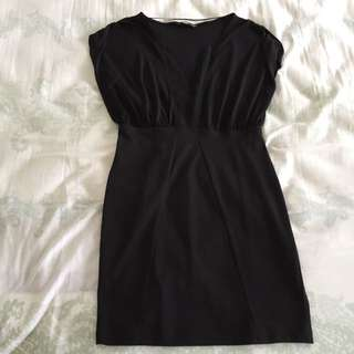 Black Sexy Dress By Suite Blanco