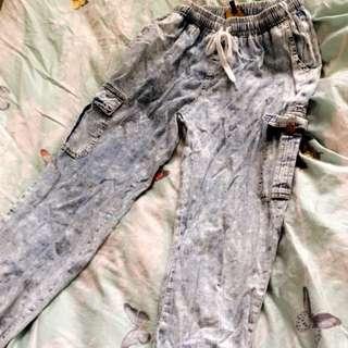 (SOLD) Baggy Cute Pants