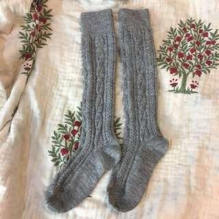 H&M 針織長襪