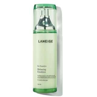 Laneige Balancing Emulsion - Sensitive 120ml