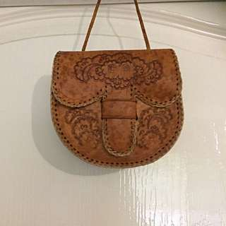 Real Leather Purse