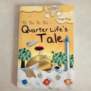 Tic Toc Tic Toc Quarter Life's Tale