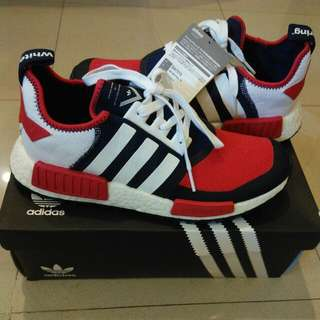Nmd Adidas Limited Edition Sz Us 9