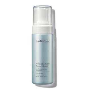 Laneige White Plus Renew Bubble Cleanser 150ml